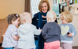 Rondebosch music classes for babies