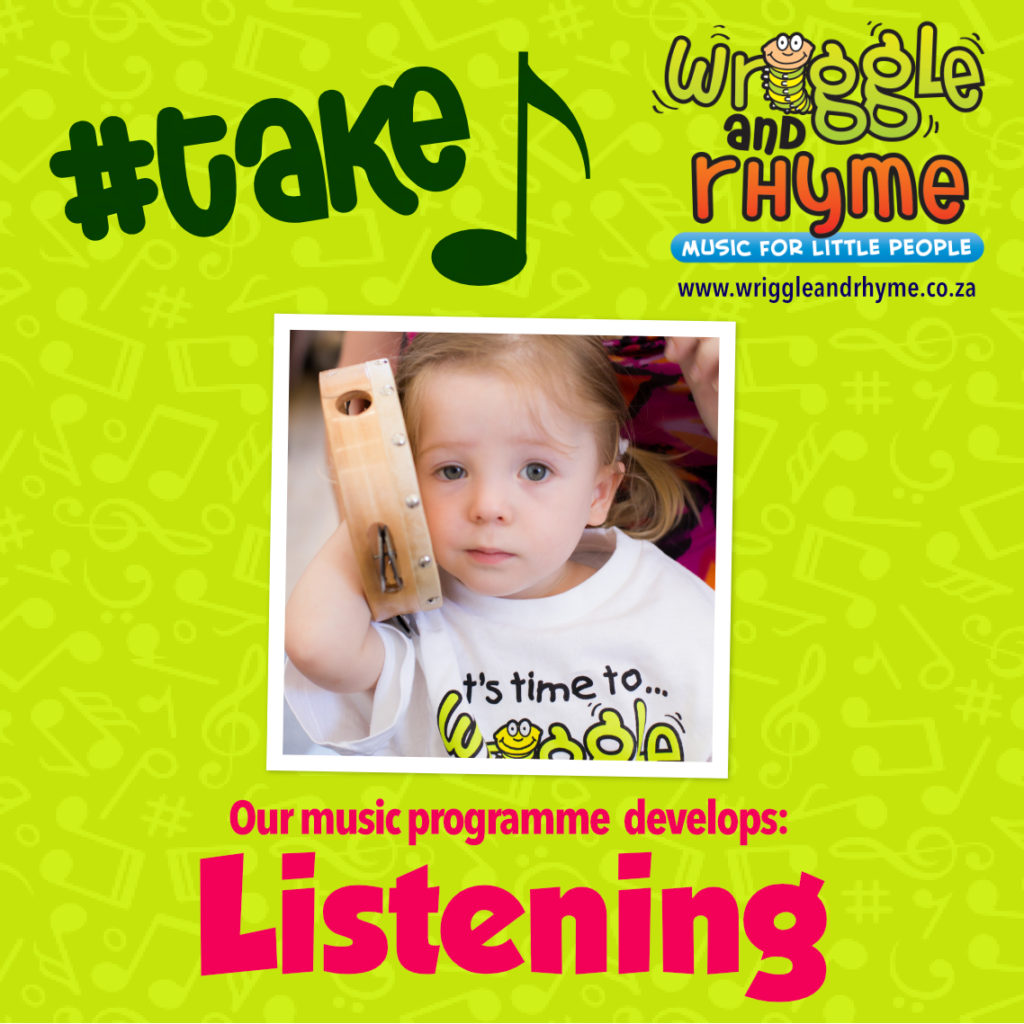 Music education for babies and toddlers