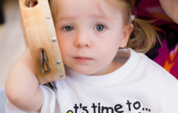Toddler music class in Cape Town