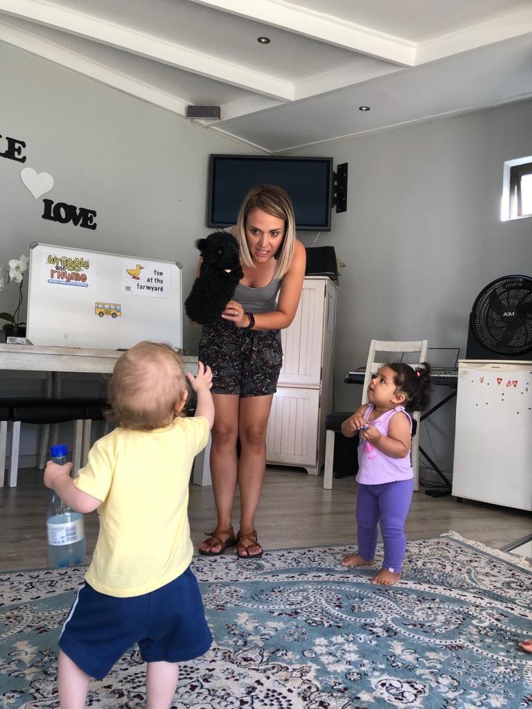 Music and movement toddler fun in Panorama