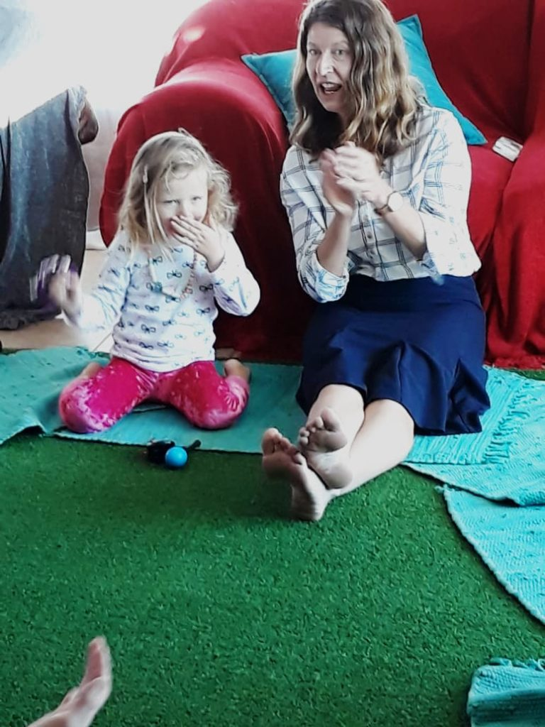 Toddler music in Cape Town
