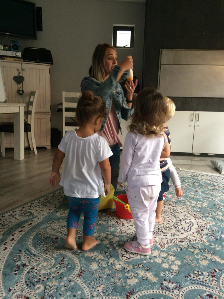 Baby and toddler music class in Panorama, Cape Town