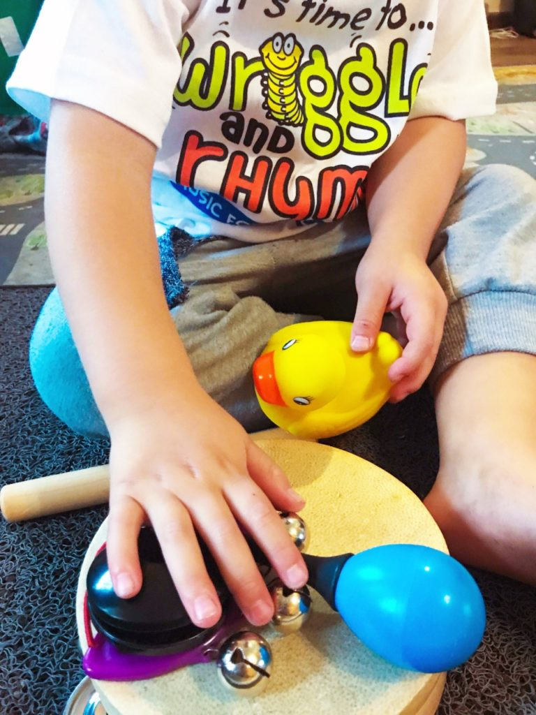 Music classes for toddlers in Claremont, Cape Town