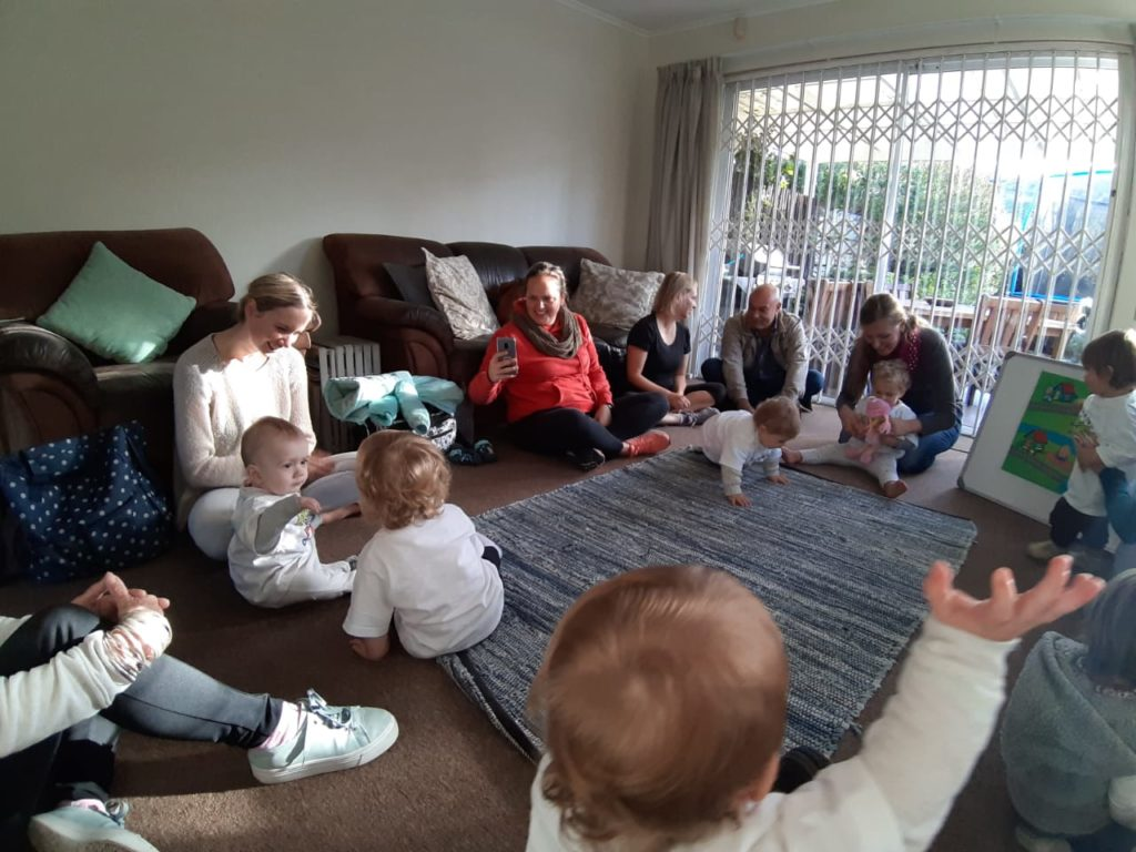 Toddler classes in Cape Town
