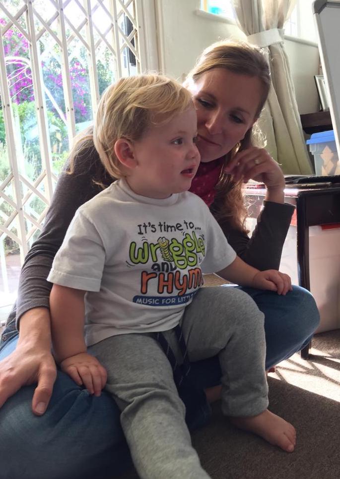 Toddler music classes in Fish Hoek