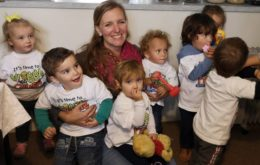 Toddler and baby classes