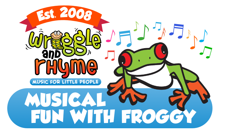 Musical fun with Froggy